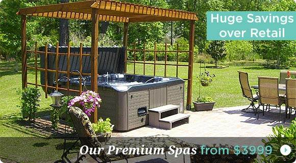 Buy Hot Tubs for Sale