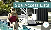 Buy ADA Hot Tub & Pool Access Lifts