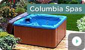 Buy Columbia Spas Hot Tubs on sale