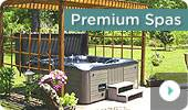 Buy Premium Spas and Hot Tubs on sale