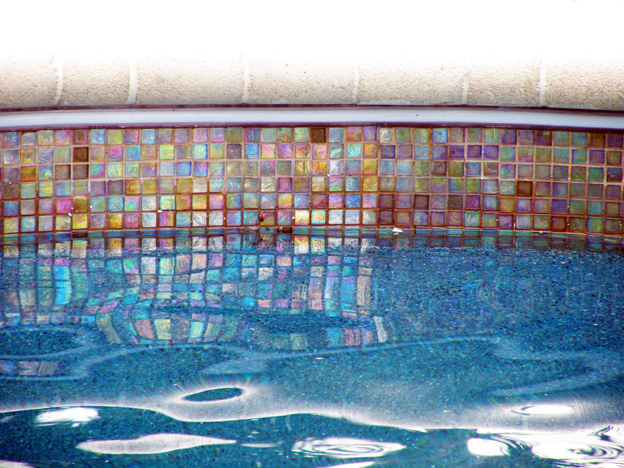 Mosaic Swimming Pool Designs Alpentile Glass Tile Pools And Spas ...