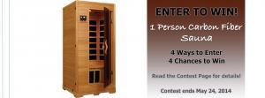 win a sauna