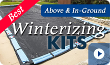 Best Pool Winterizing Kits