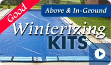 Good Pool Winterizing Kits