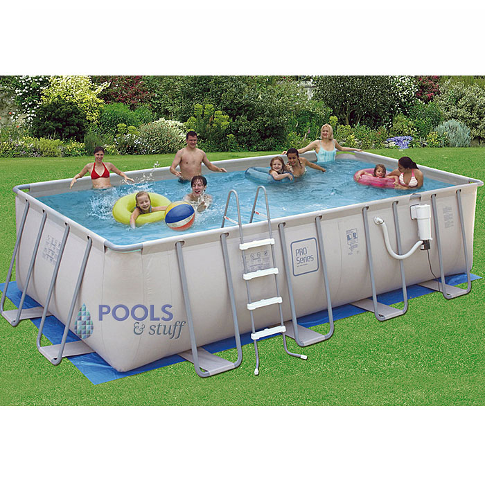 Above Ground Pool Intallation: Things to Consider