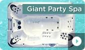 Buy 9 Person Giant Party Spa for sale