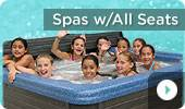 Buy Hot Tubs with Max Seats on sale
